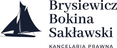 Logo Kancelarii Brysiewicz Bokina Sakławski